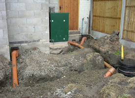 Drain Repairs and Installations