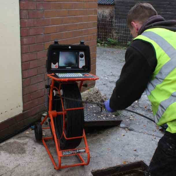 drainage camera surveys - Blocked Drain Services