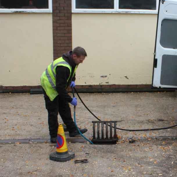 unblocking drains - Blocked Drain Services