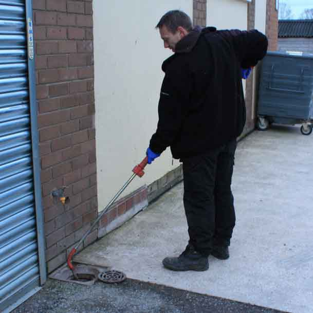 drain system cleaning - Blocked Drain Services